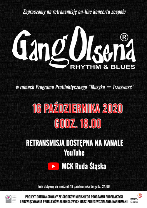 Gang Olsena - retransmisja on-line