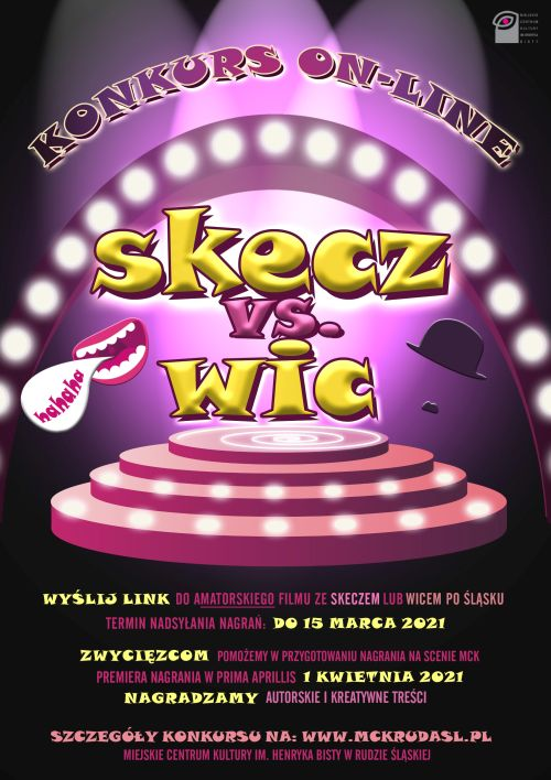 SKECZ vs WIC – konkurs on-line